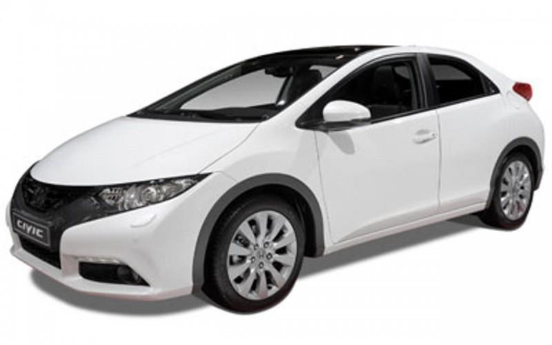 Model pagina terberg leasing configurator personenwagens for Honda civic lease